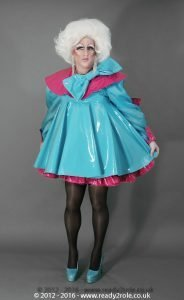 Sissy Dress  The Reign Bow Dress