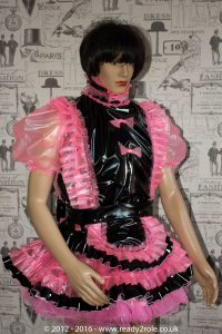 Sissy PVC Dress – The Kimberly