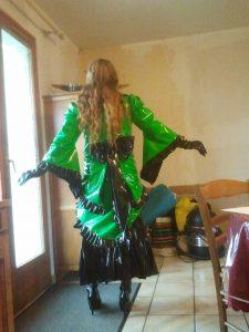 Antoinette Costume