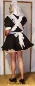 Sissy Maid Dress