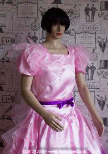Sissy Dress Princess Stephanie DEC16-5