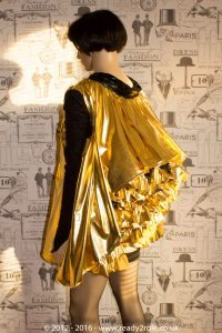 Sissy Gold Dress DEC16-30
