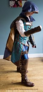 Evie Frye – Assassins Creed Costume – Hand Crafted to Order 8