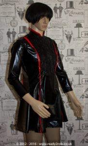 "The ""Top Fleur"" Dress – Ask About Colour, Fabric Option 1"