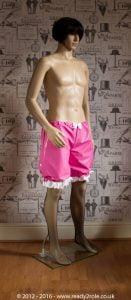"""The """"April"""" Hobbler PVC Dress – Ask About Colour Options 5"""
