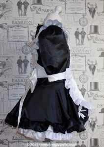 Maid Bow Peek – Sissy Maids Dress 3