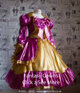Fantasy Gowns Click