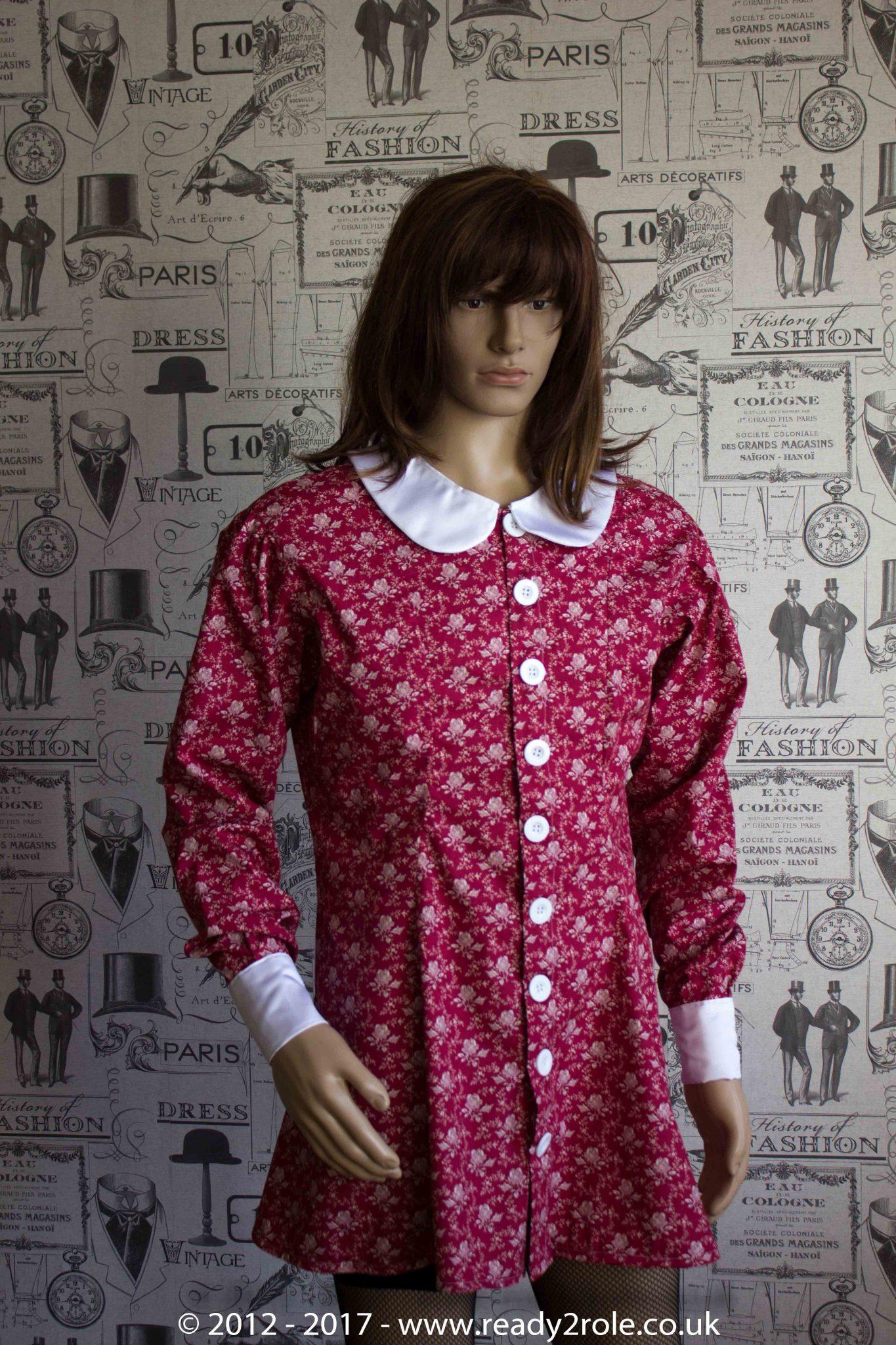 Meet Marcia Sissy Dress 1