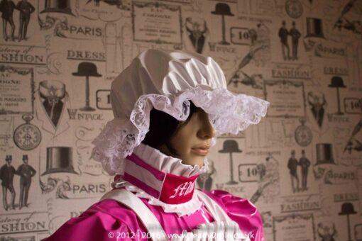 """The """"April"""" Hobbler PVC Dress – Ask About Colour Options 2"""