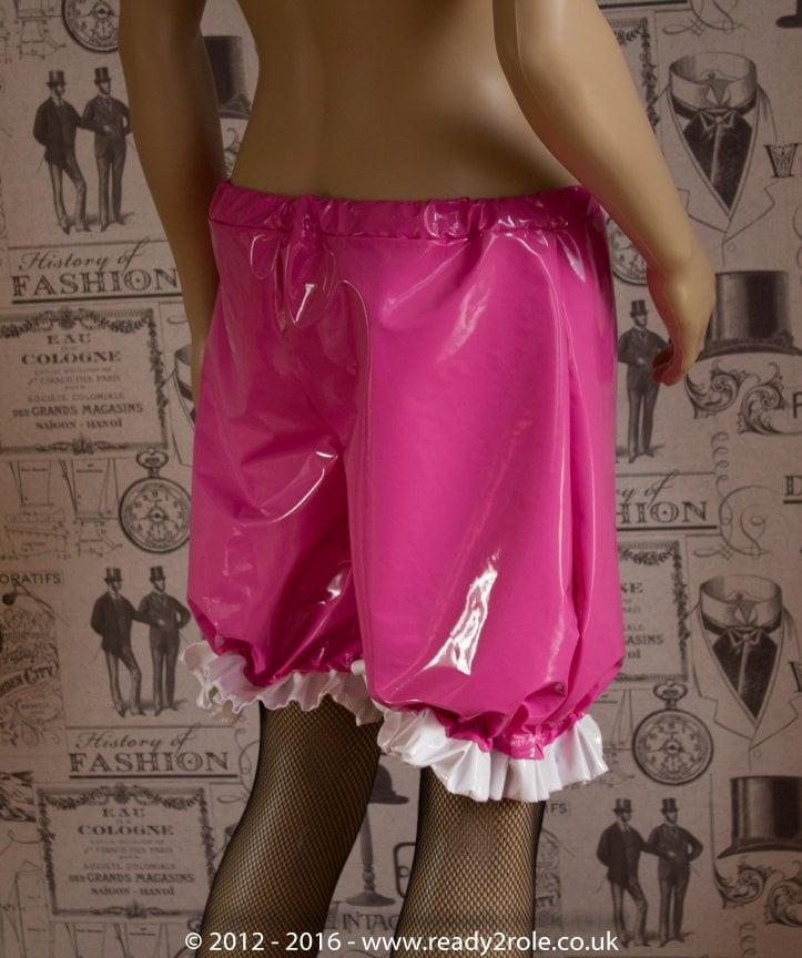 """The """"April"""" Hobbler PVC Dress – Ask About Colour Options 6"""