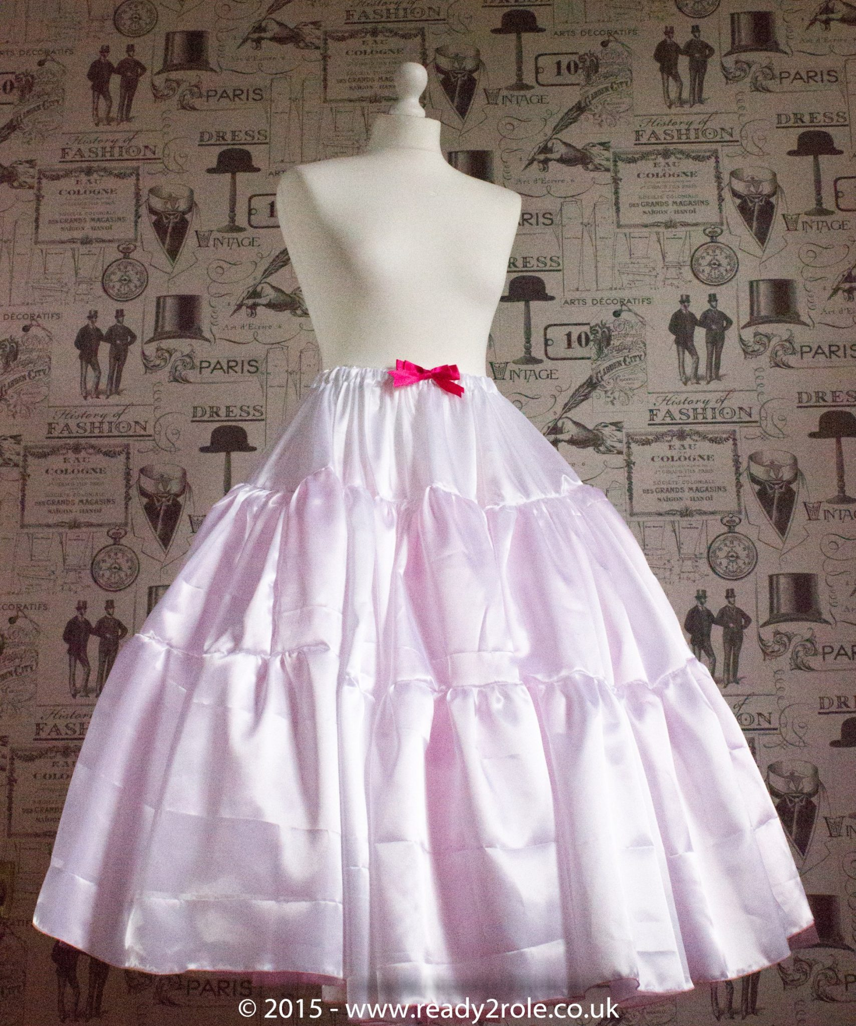Sissy Frilly Hand Crafted Petticoat – Longer Length 3