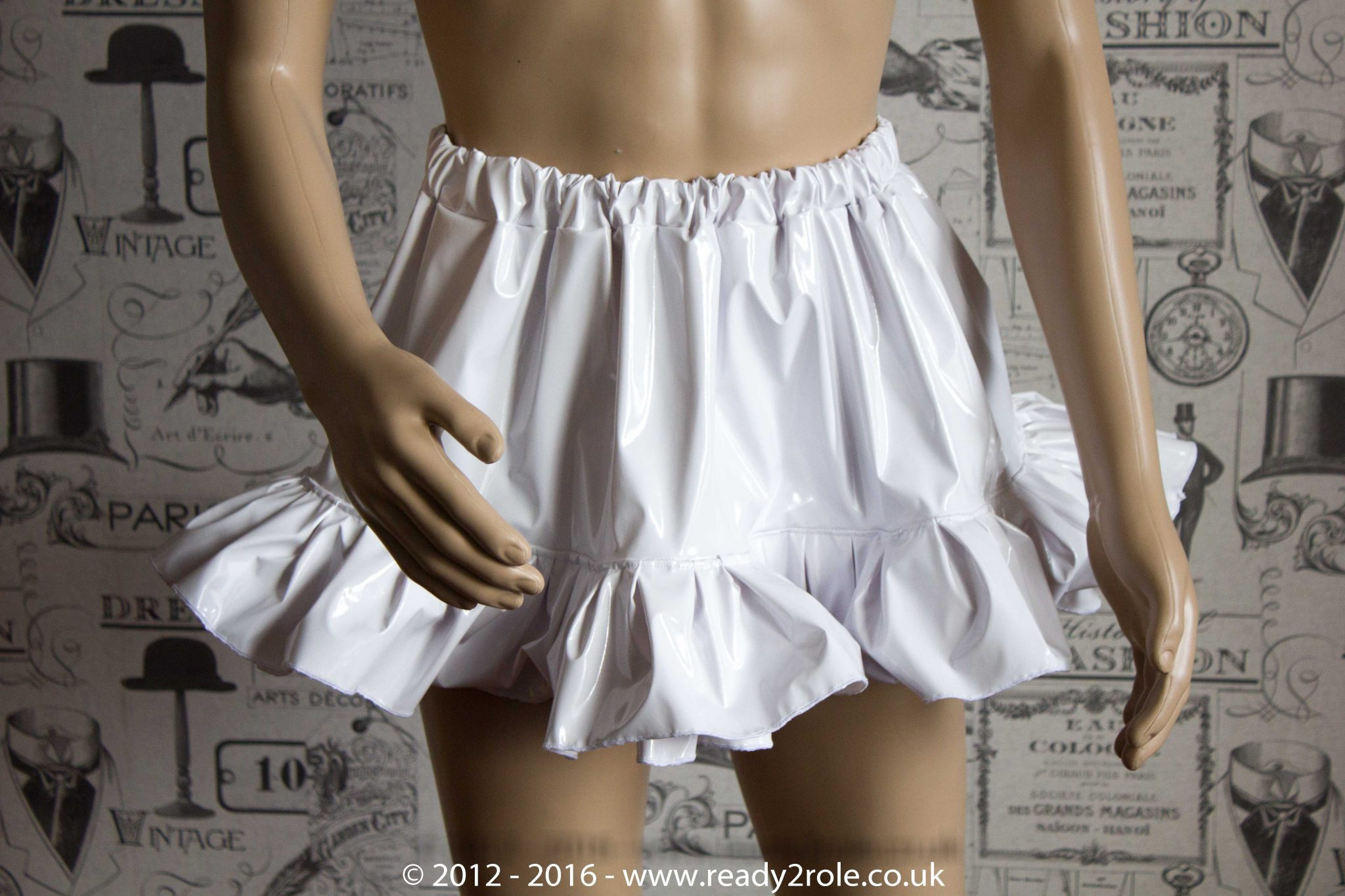 PVC Petticoat – Hand Crafted to Any Size – Ask About Colour Choices 2