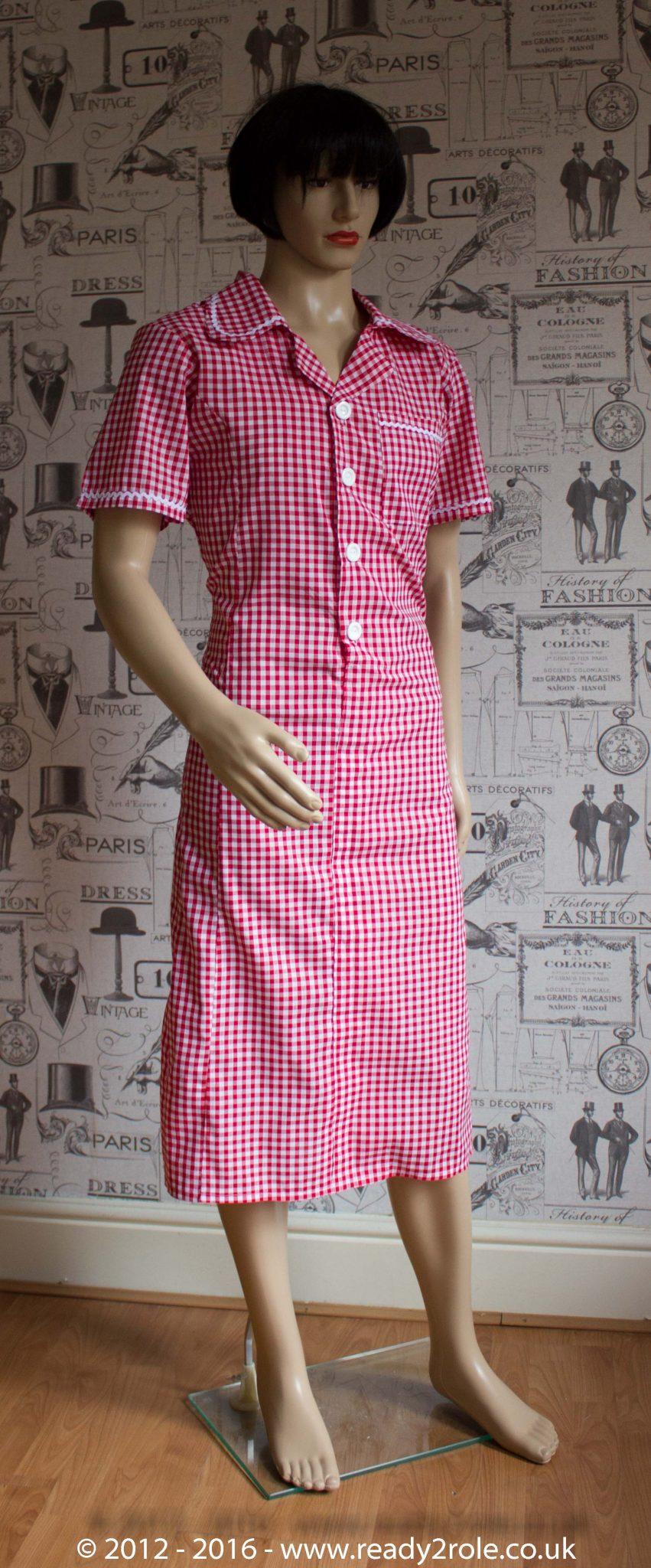 Sissy School Summer Dress 4