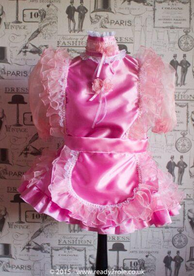 Kimberley Prissy Sissy Dress 1