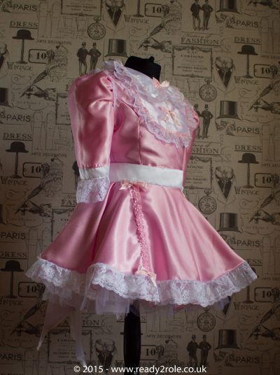 The Rosie Sissy Frilly Dress 1