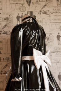 Lucy Locket – Sissy PVC Maids Dress 2