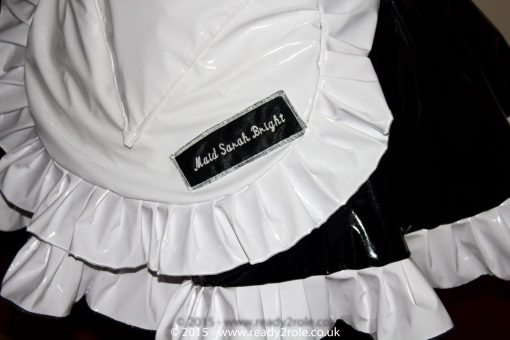 Sweetheart Sissy PVC Maids Dress – Hidden Attractive Qualities..