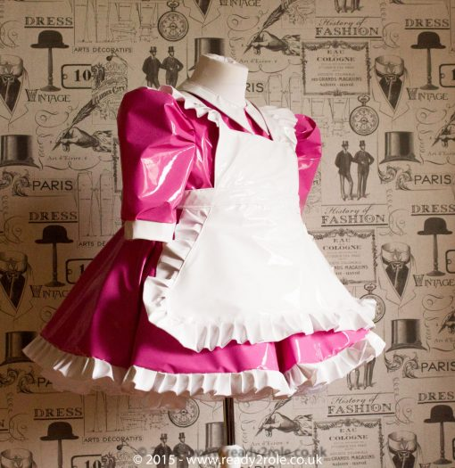 Baby Doll Alice PVC Maids Dress 1