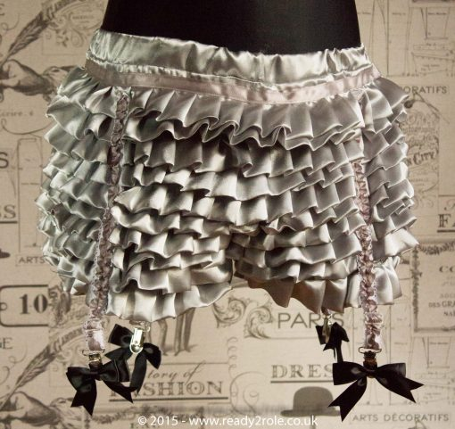 Sissy Satin French Knickers 5