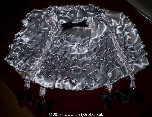 Sissy Satin French Knickers 2