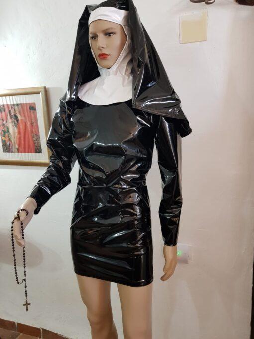 Kinky Nun Costume