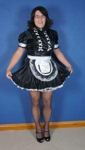 Custom Sissy Dress - Sarah