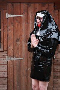 PVC Nun Outfit - Lottie