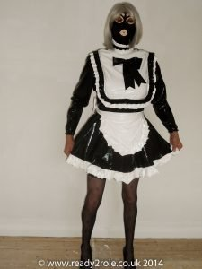 Lucy Locket PVC Sissy Dress
